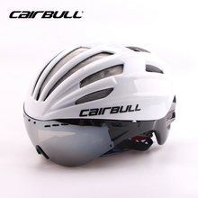 Cairbull Cycling Helmet EPS Windproof Lenses Integrally-molded Bicycle