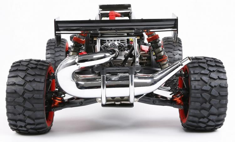 baja 5T T1000 desert 2pcs front 2pcs rear completed set fit KM rovan HPI