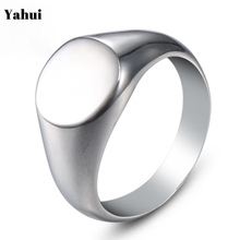 YaHui stainless steel simple ring high quality or girls engagement ring jewelry accessories jewellery gifts for men mens fashion yahui stainless steel simple heart gold silver rose gold ring rings for women accessories jewellery gifts for women jewellery