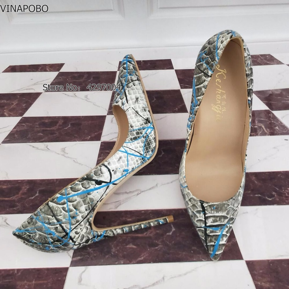 2Brand-Shoes-Women-High-Heels-12-CM-Women-High-Heels-Dress-Shoes-High-Heels-Grey-High (3)