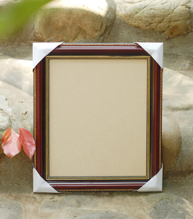 Wholesale Old Wood Frame Photo Shop Studio Painting Box A4 12 Inch