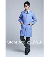 New Men style electromagnetic radiation protective coat , work clothing,work,Computer, machine, EMF,shielding