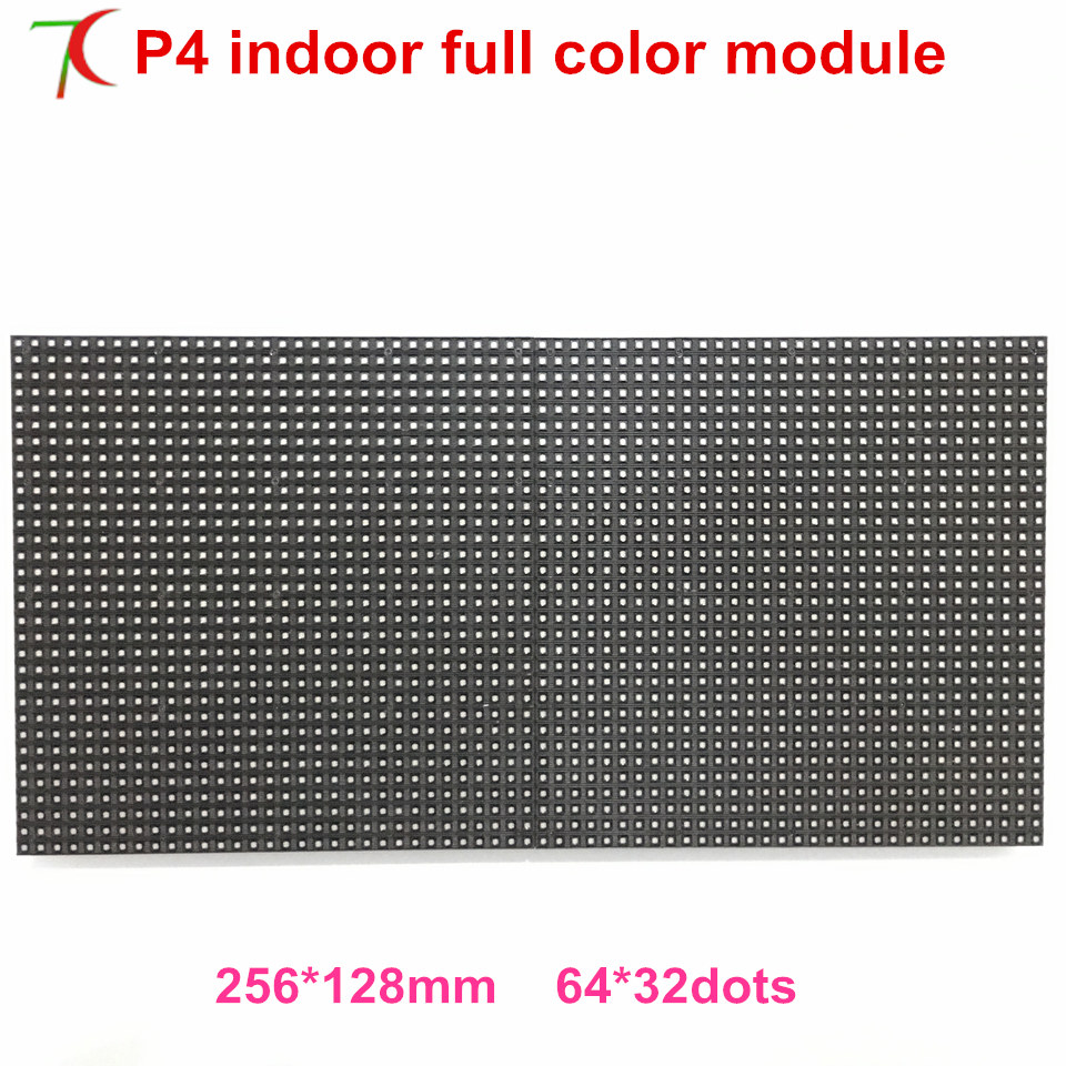 P4 Indoor Video Screen For Commercial Advertisement , Driving Ic 5166,16scan,Epistar Chips 2121