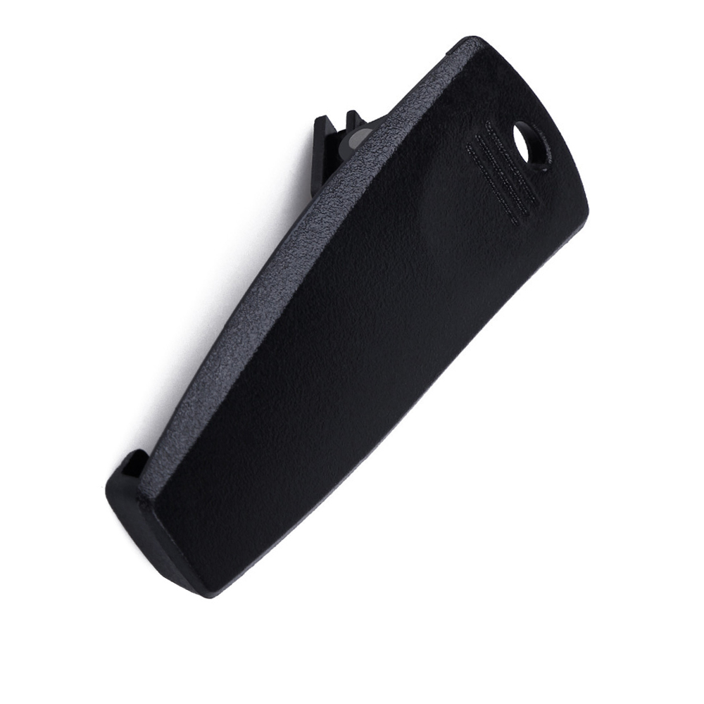 Walkie Talkie 1PC PX777 Black Back Clip Battery Holder Belt Clip For PUXING VEV-3288S PX-777 PX777 PX-888 Two Way Radio