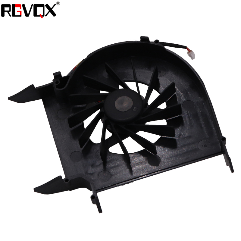 Купить с кэшбэком New Laptop Cooling Fan for HP DV6 Series DV6-1000 DV6-1100 DV6-1200 PN AB7805HX-L03 535442-001 DFS551305MC0T CPU Cooler Radiator