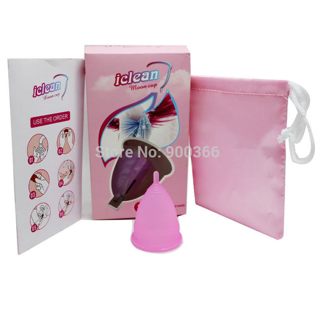 Soft Woman Cups Medical Grade Silicone Menstrual cup  Eco-friendly Healthier Menstruation Cups