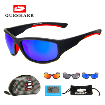 14f67d9888 Los hombres polarizadas pesca gafas de sol escalada senderismo Camping  gafas Uv400 protección bicicleta gafas ciclismo pesca deportiva gafas