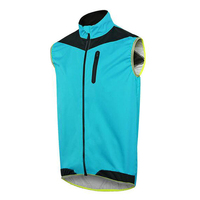 Men Cycling Vest Windproof Waistcoat For Men Sleeveless Anti sweat Quik Dry MTB Road Cycling Clothing 4 Size