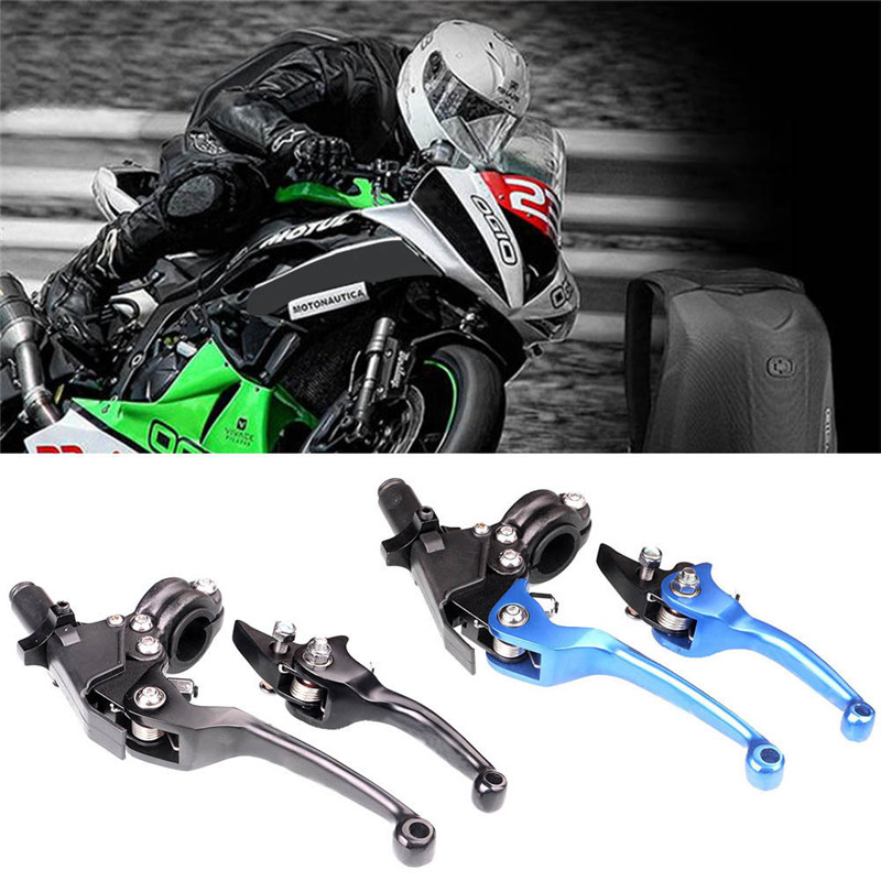 Off-road Motorcycle ASV Clutch Brake Folding Lever High Quality Dirt Pit Bike China Motorcycle Levers Suppliers asv clutch and brake folding lever for dirt bike pit bike off road motorcycle motocross spare parts