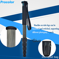 Universal Camera Compact Monopod Self Travel Photography Essential Portability Gift bag Monopod Free Shipping