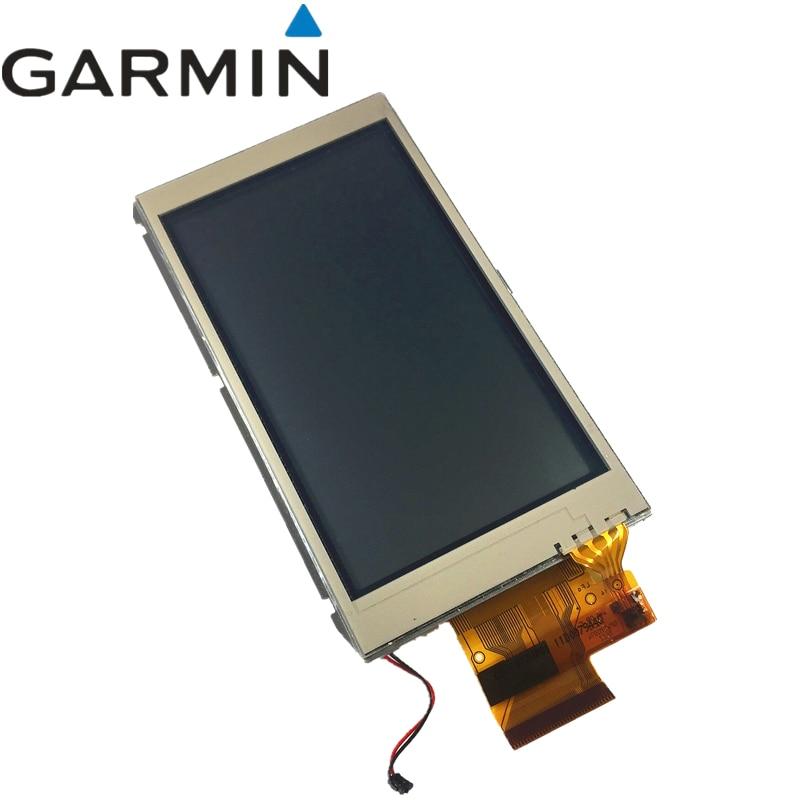 Original Complete 4 0 inch LCD screen for GARMIN MONTANA 600 600t Handheld GPS LCD display
