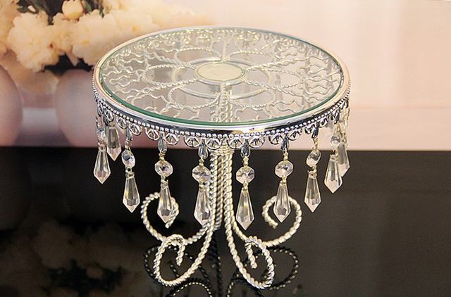 Free shipping top rate crystal cake stand wedding decoration home free shipping top rate crystal cake stand wedding decoration home furnishing party essential in cake decorating supplies from home garden on junglespirit Gallery