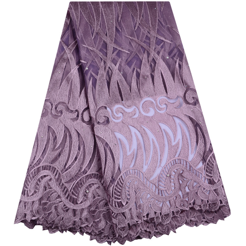 Nigerian Lace Fabric High Quality African Lace Fabric Hot Sale Women Wedding Lace Onions Colour French