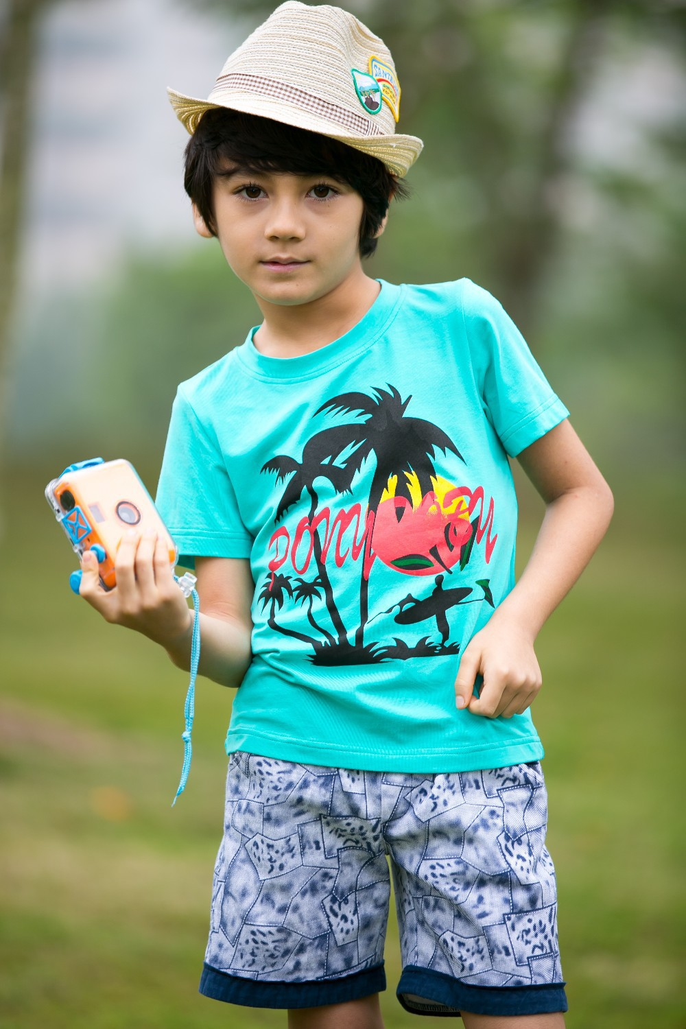 Kids Outfits Clothes Fashion: Brand 2014 New Fashion Summer Clothes Kids Wear Boys Kids