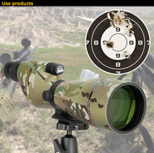 E.T Dragon ED Lens Spotting Scopes SP13 25-75x95APO Zoom Multi-layer Coated for Hunting Shooting gs26-0028