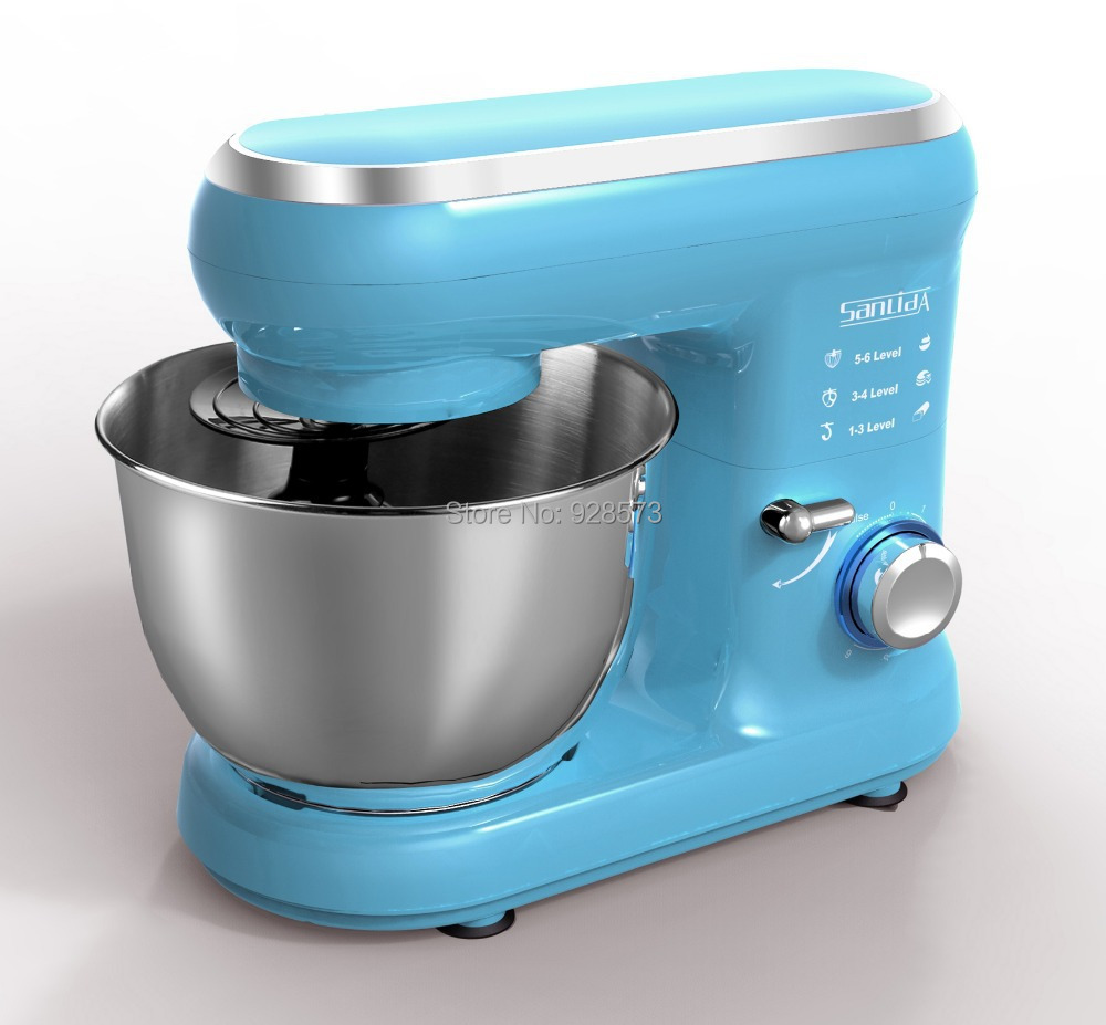 kitchen aid mixer & home dough stand mixer machine 4.5L with Pastry ...