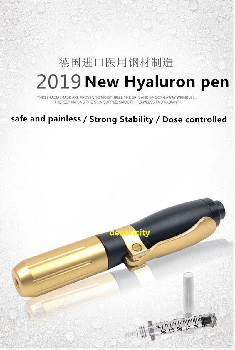 Haute qualité allemagne stylo hyaluronique atomiseur hyaluronique injection stylo élimination des rides pour les outils de soins infirmiers cosmétiques du visage