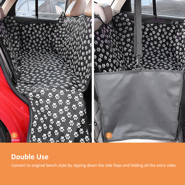 Pet Carrier Car Seat Cover 1