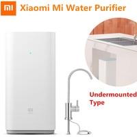 Xiaomi очиститель воды Mijia фильтры для воды Расширенный RO очистки обратного осмоса Технология Wi Fi приложение Управление Undermouted Тип