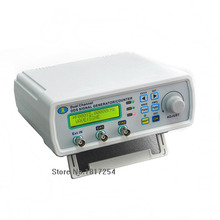 NEW arrive High Precision Digital Dual-channel DDS Signal Generator waveform generator USB TTL port PC Software 20 MHz(China (Mainland))