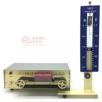 Friction demonstrator Mechanical experimental equipment
