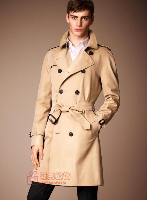 Beige Trench Coat Mens - Coat Nj