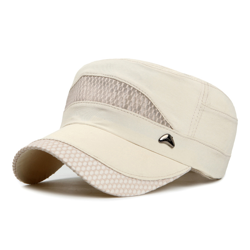 Outdoor sports visor men's UV protection baseball cap summer quick dry sunscreen