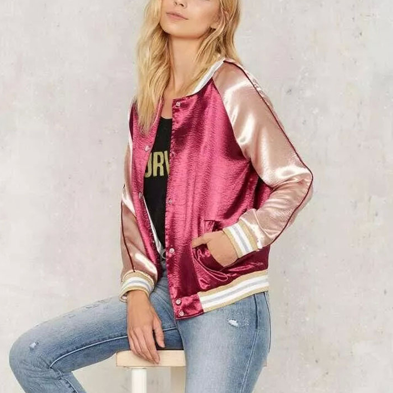 Online Get Cheap Pink Lady Jackets -Aliexpress.com | Alibaba Group