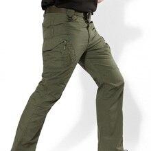 Men IX9 City Tactical Cargo Pants Men Combat Army Military P
