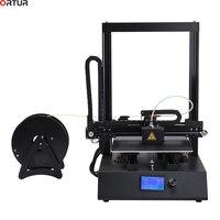 Free Shipping Ortur 3D Printer Full Metal Reprap i3 3D Printers 260*310*305MM Filament Run out Detection Auto Level Power Resume