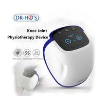 Infrared Heated Vibration Knee Massager Relieve Elbow Shoulder Arthritis Leg Pain Moxibustion Physiotherapy Rheumatism Knee Care купить дешево онлайн
