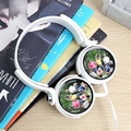 KPOP BTS album headset concert style headphone Jung kook Jimin Jin J hope V Suga Rap monster