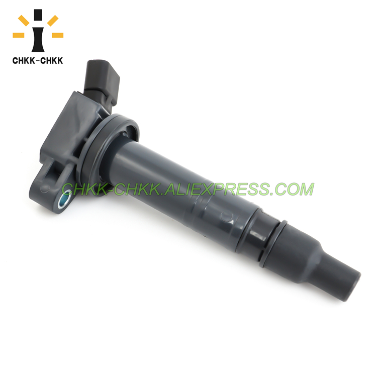 CHKK-CHKK NEW Car Accessory 90919-02248 Ignition Coil for Toyota 4Runner Tundra Tacoma FJ Cruiser Lexus IS F <font><b>9091902248</b></font> image