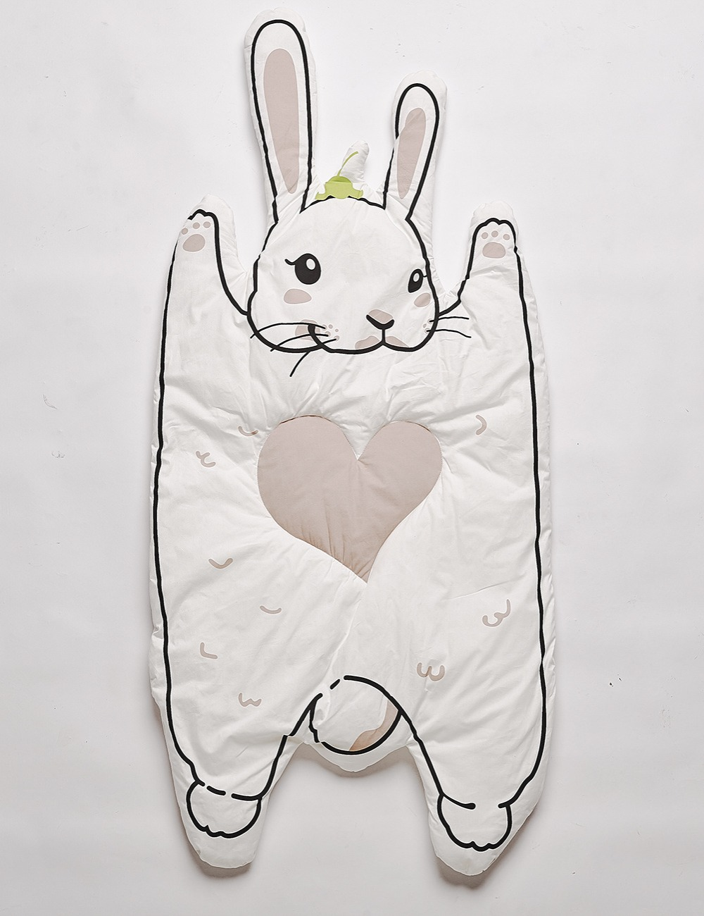 Детское одеяло кролика енота игры Коврики дети ползают Ковры маленьких Постельные принадлежности коляска Одеяло Детская комната украшени...