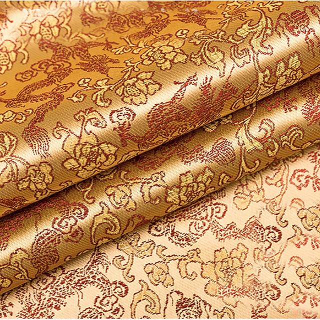 European Style High Precision Jacquard Tapestry Satin Jacquard