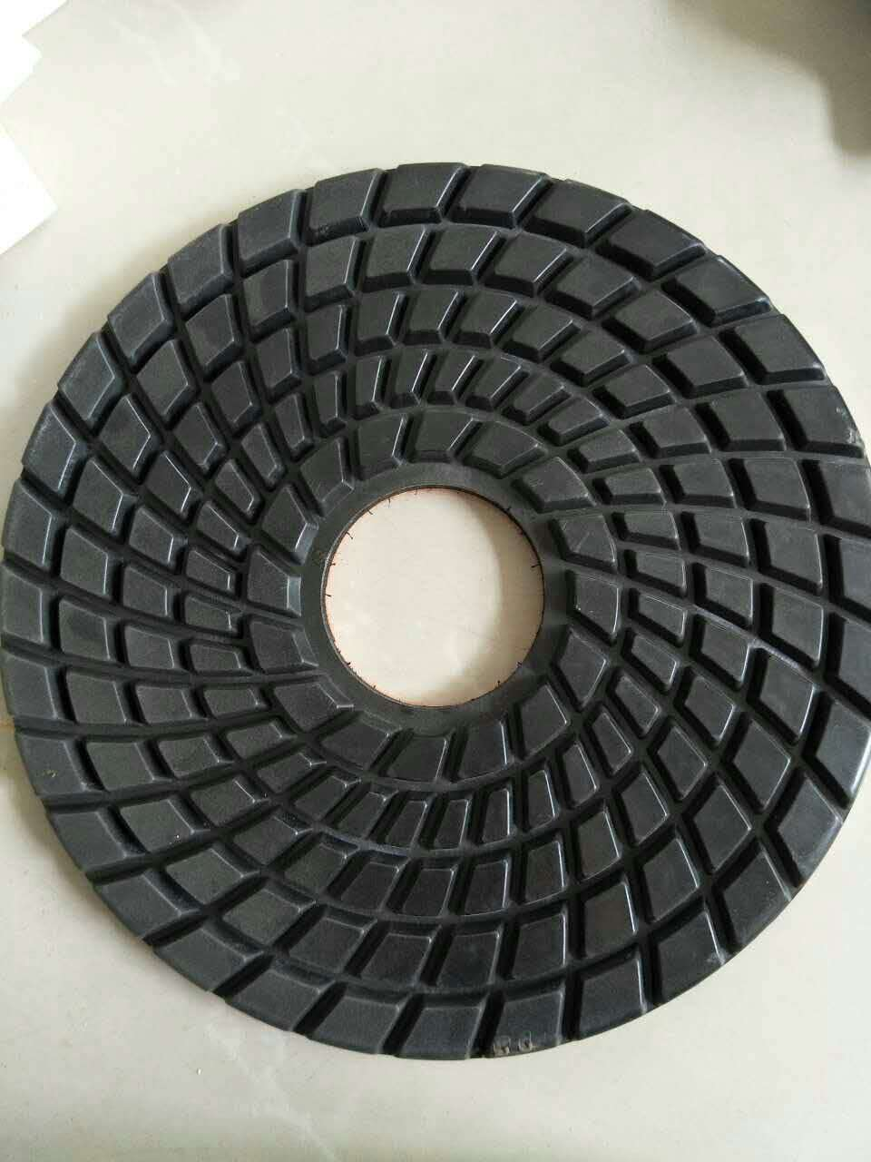 400mm wet Diamond Polishing Pad for concrete cement 10mm thickness 1pc white or green polishing paste wax polishing compounds for high lustre finishing on steels hard metals durale quality