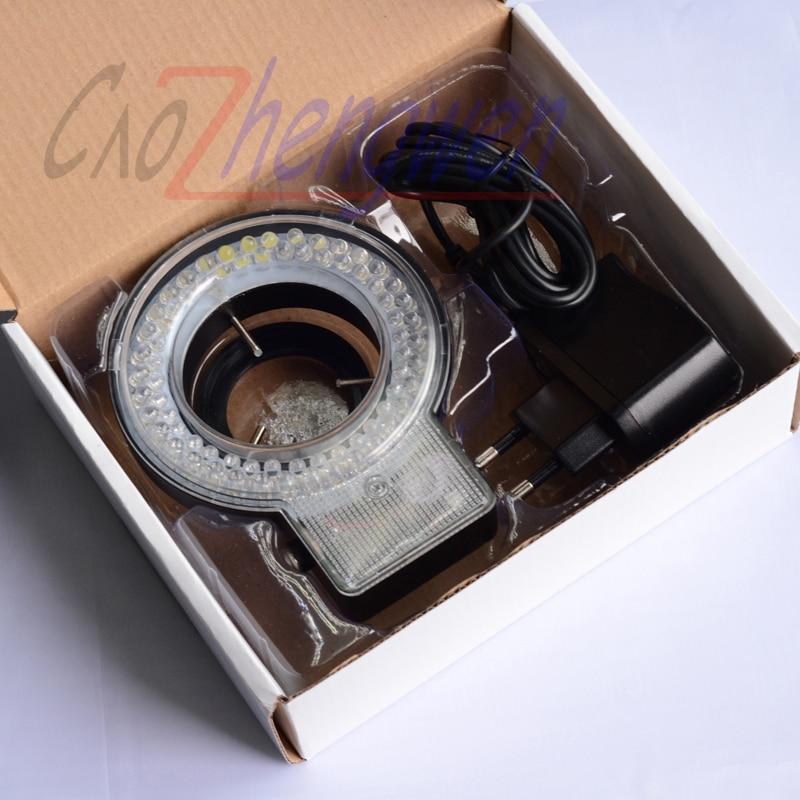 Müügil olev FYSCOPE led-tuli 72 LED neljatsoonilisest mikroskoobi - Mõõtevahendid - Foto 3