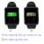 Sistema de Buscapersonas Restaurante Llamado inalámbrico con Receptor de Radiodifusión Anfitrión + Reloj Receptor Botón de Llamada De Buscapersonas Restaurantes