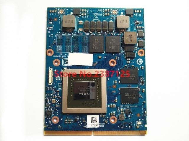 GTX 765M GTX765M 2GB Video Card For D E L L Alienware M15X M17X M18X Laptop GTX 765 GTX765 Graphics Card 5YPW3 9R3F5