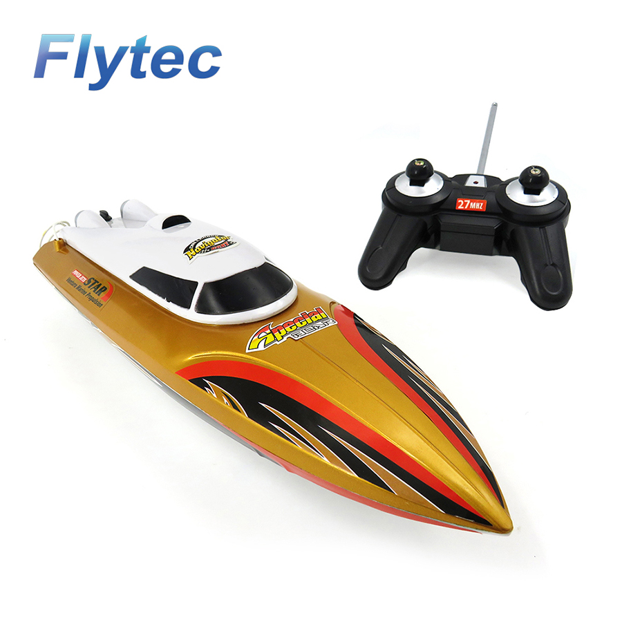 High-Speed 4-Channel Remote Control Speedboat Children Large Remote Control Boat Sailing Model Toys Adults