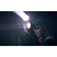 Cree Q5 Đèn Pha Thợ Mỏ Đèn Pha Lồng Đèn Chống Thấm Nước Mạnh Mẽ Head Flashlight Torch Nắp Ngoài Trời Ánh Sáng cho Săn Bắn Cắm Trại