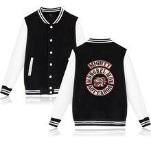LUCKYFRIFAYF Kpop Mongrel Mob Fans Fashion Pop Warm-ing Baseball Jacket Men/Women Soft Outwear Coats