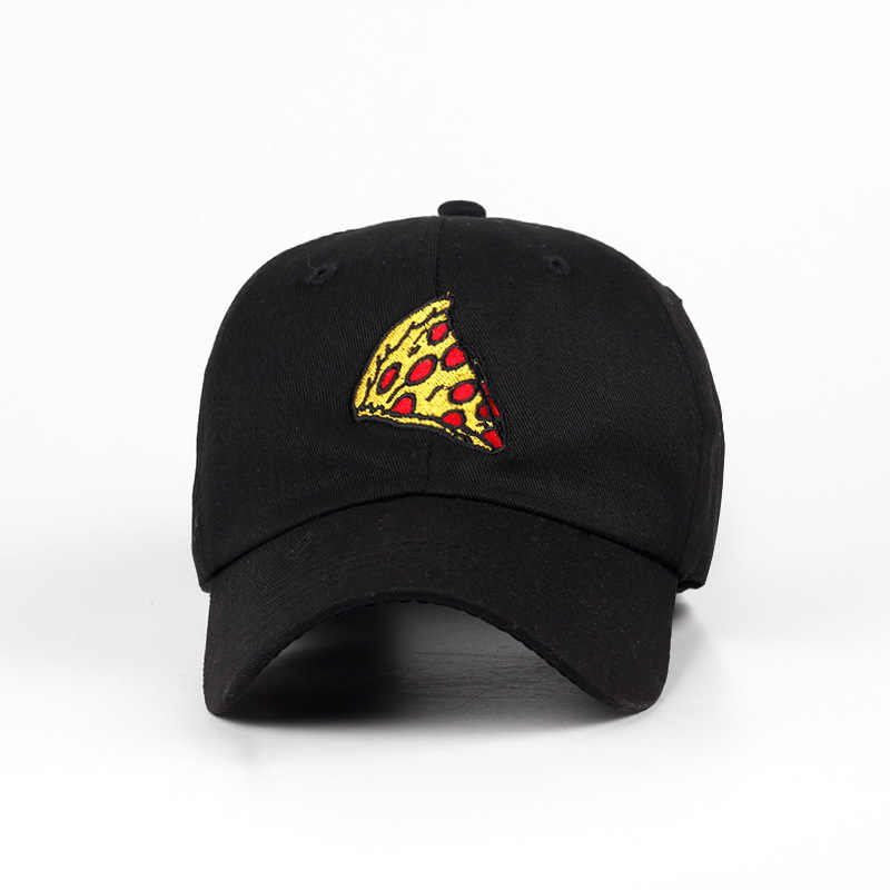 ba9f07acb Detail Feedback Questions about 2019 new pizza embroidery Baseball ...