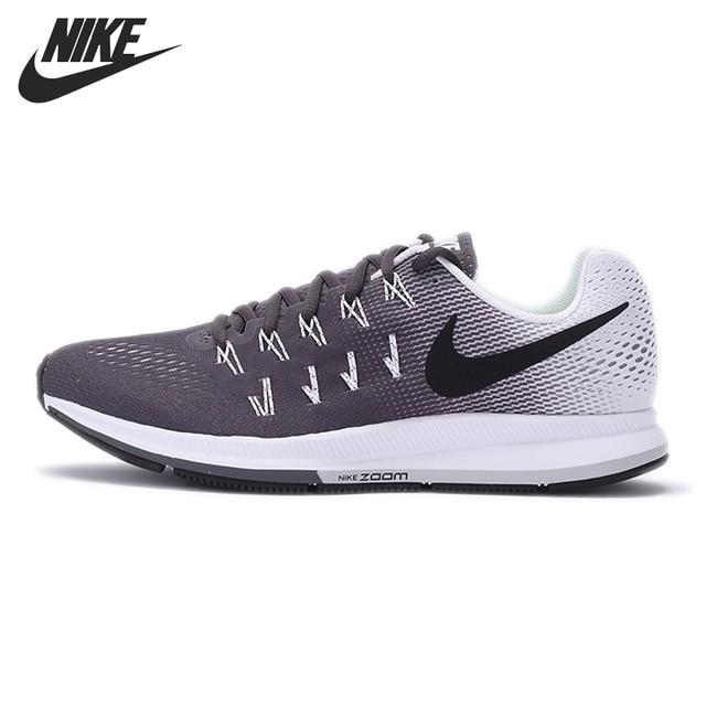 cef926ba1beb Original New Arrival 2018 NIKE AIR ZOOM Men s Mesh Running Shoes Sneakers
