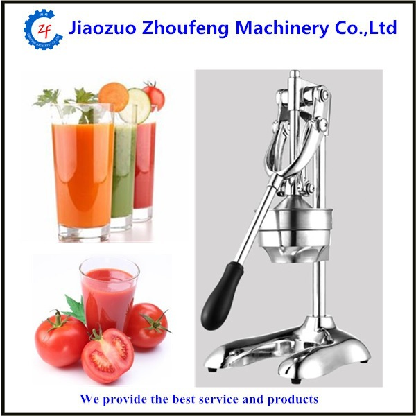 Home use manual citrus orange juicer stainless steel hand pressing fruit juice extractor pomegranate juicing machines stainless steel hand wheatgrass juicer machine manual auger slow juice ideal for fruit vegetables orange juice extractor