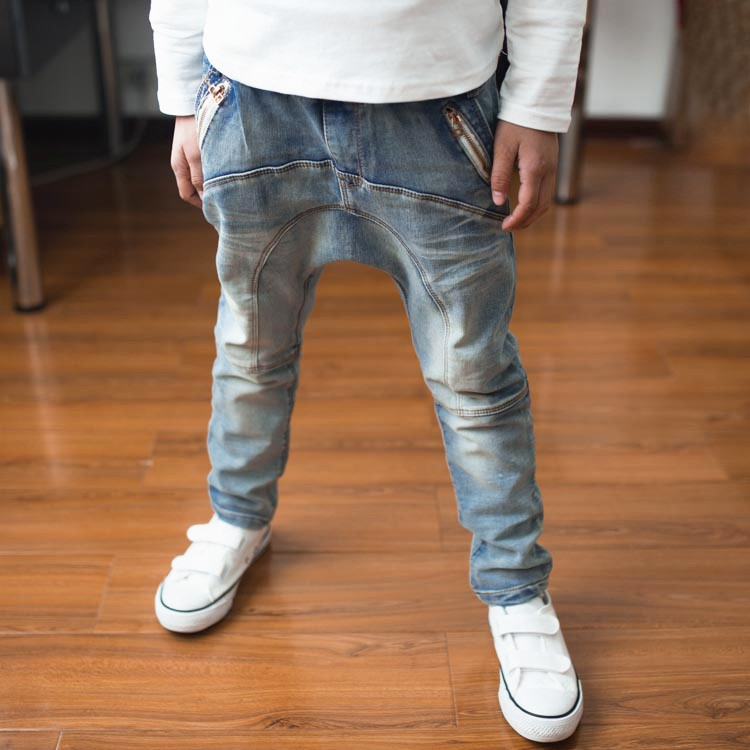 Childrens-clothing-2017-boys-denim-harem-pants-spring-and-autumn-children-jeans-4