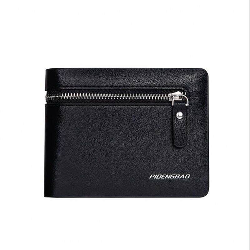 Fashion designer men leather short thin wallets men wallets card holder coin purse carteira masculina 45 baellerry small mens wallets vintage dull polish short dollar price male cards purse mini leather men wallet carteira masculina