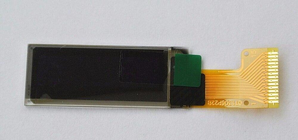 0,91 Zoll Oled-display 12832 Dot Matrix 15pin Ssd1306 Ug-2832hsweg04