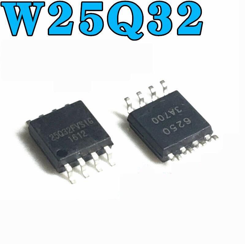 10pcs/lot W25Q32BVSSIG W25Q32 W25Q32B 25q32 W25Q32BVSIG 25Q32BVSIG W25Q32FVSSIG 25Q32FVSIG