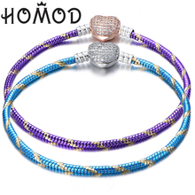 цены New Fashion 17CM-21CM Love Heart CZ Zircon Snake Chain Silver Color Fit Original Brand Charm Bracelet Bangle For Women Gift